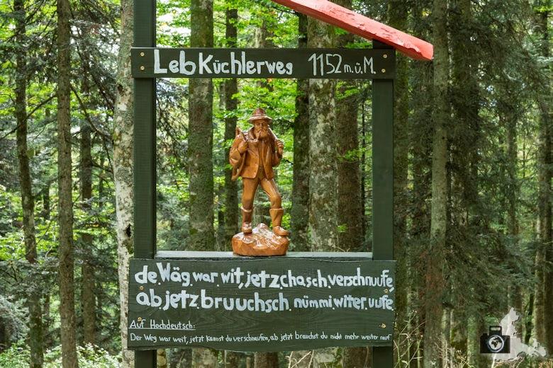 Schwarzwälder Genießerpfad - Lebküchlerweg - Lebküchler