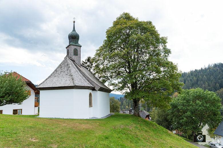 Schwarzwälder Genießerpfad - Lebküchlerweg - Kirche