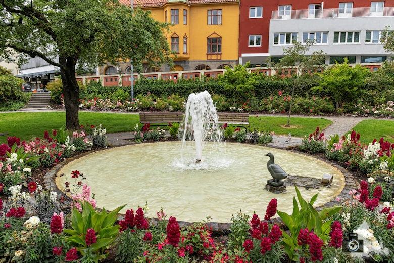 Molde - Stadt der Rosen