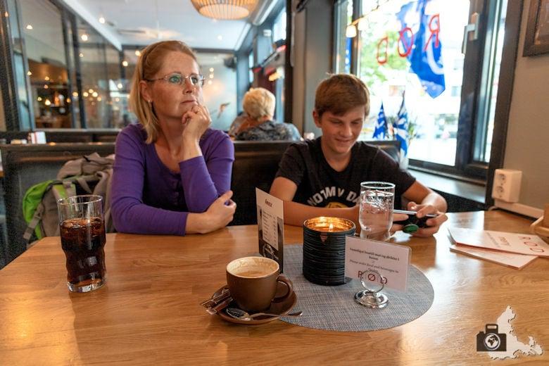 Molde Restaurant - Rød Bare Blå