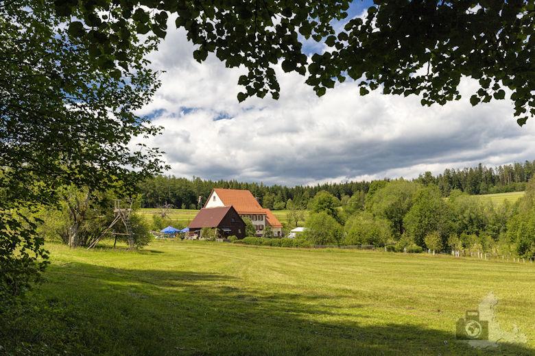 Schwarzwälder Genießerpfad - Waldpfad Groppertal - Gasthaus Breitbrunnen