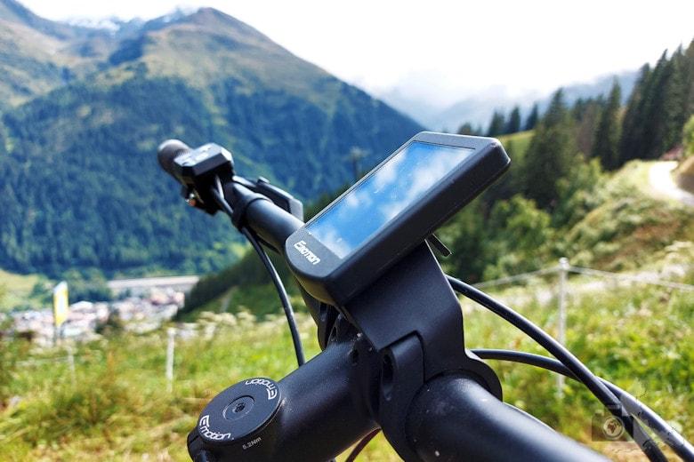 E-Bike-Tour rund um St. Anton