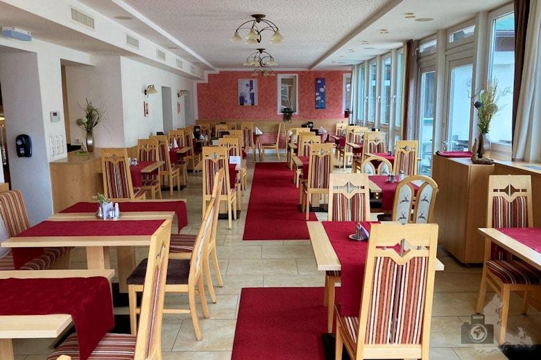 Hotel Nassereinerhof - Restaurant