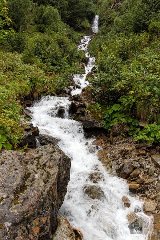 St. Anton - Stockibachwasserfall